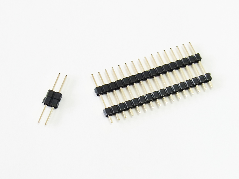 Lead-Through Breadboard Coupling Pin (for Front Surface Coupling)