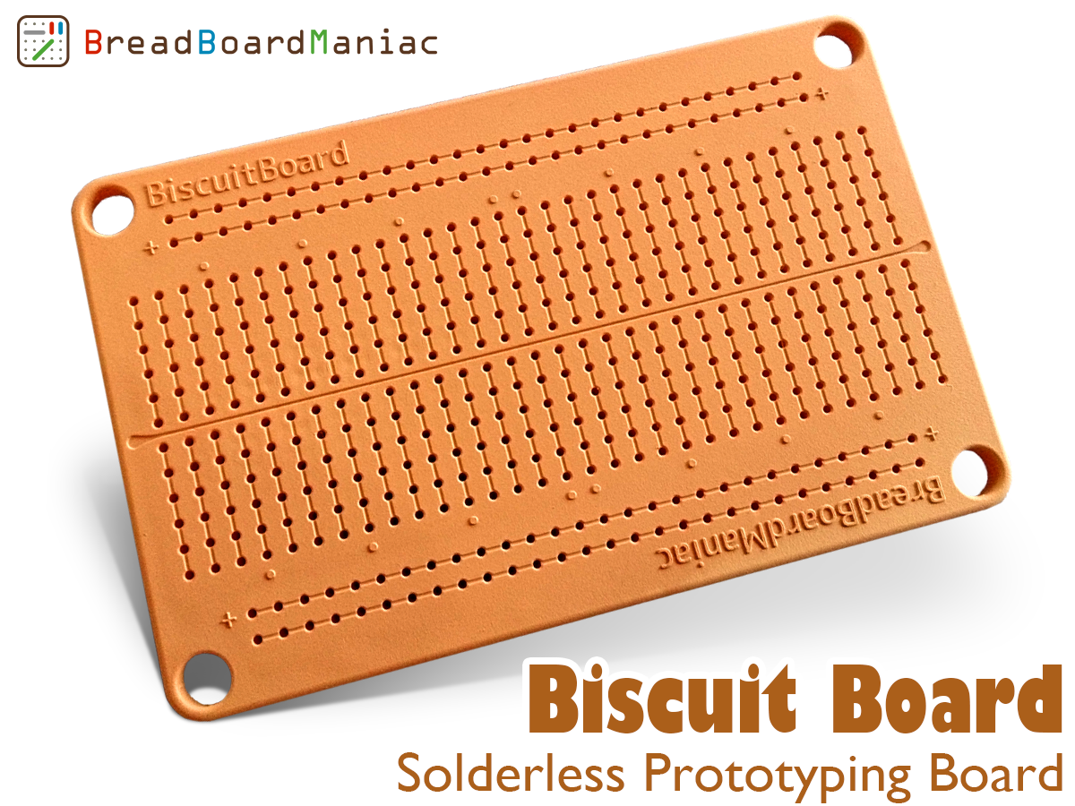 Call for support on BiscuitBoard!