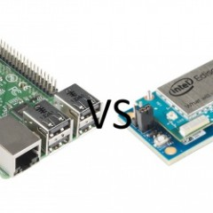 The Edison is Not a Raspberry Pi