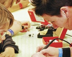 [Sparkfun] Can Soldering Help Therapy Patients?