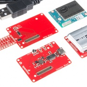 [sparkfun]SparkFun Starter Pack for the Intel Edison is Now In Stock!